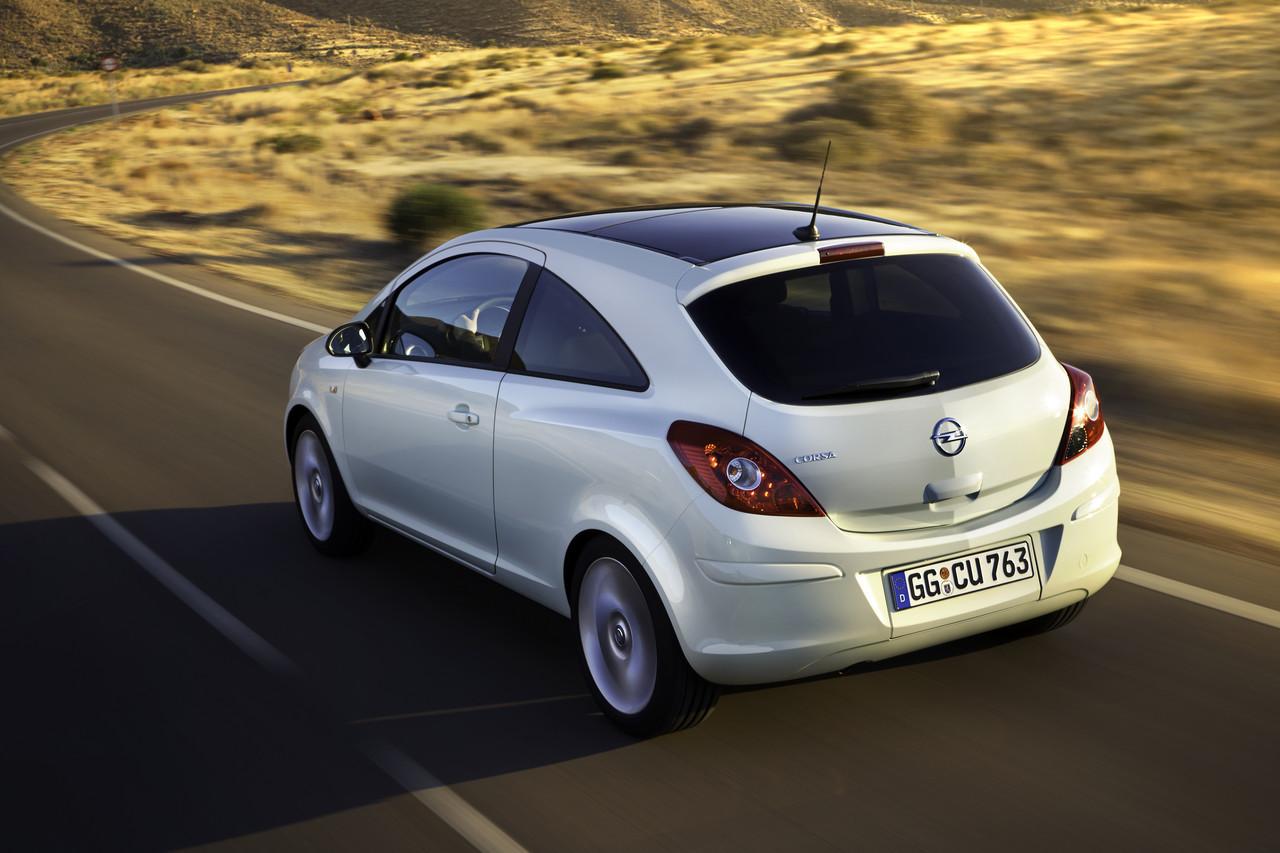 Foto de Opel Corsa 2011 (8/11)