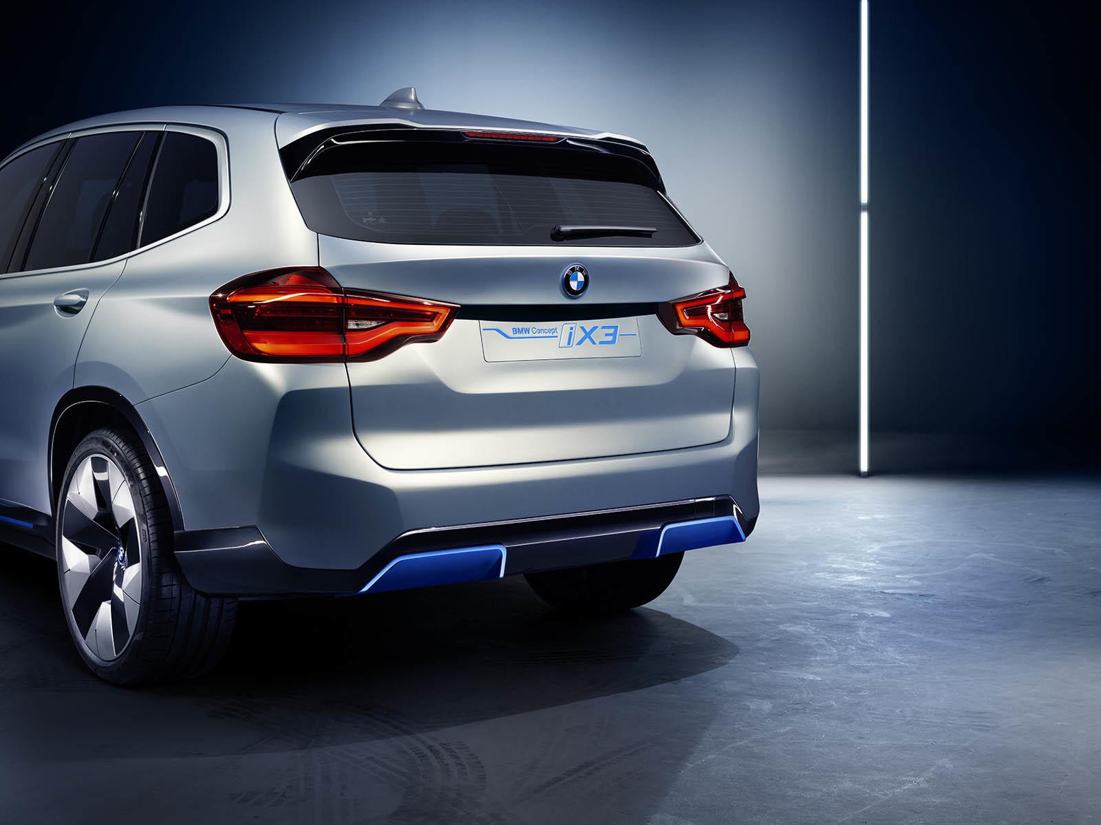 Foto de BMW Concept iX3 (6/8)