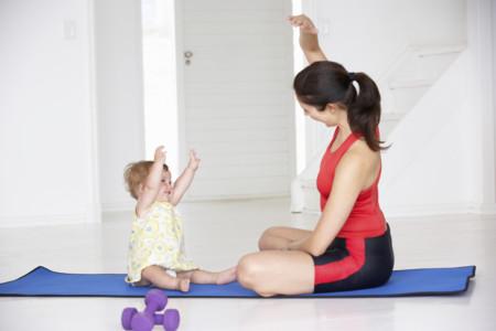 Deporte y maternidad: te contamos cómo seguir cuidándote