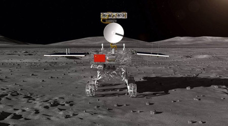 La sonda china Chang'e 4 aluniza con éxito en el lado oculto de la Luna por primera vez en la historia
