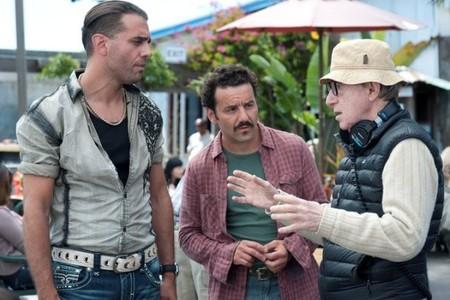 Bobby Cannavale y Max Casella escuchan a Woody