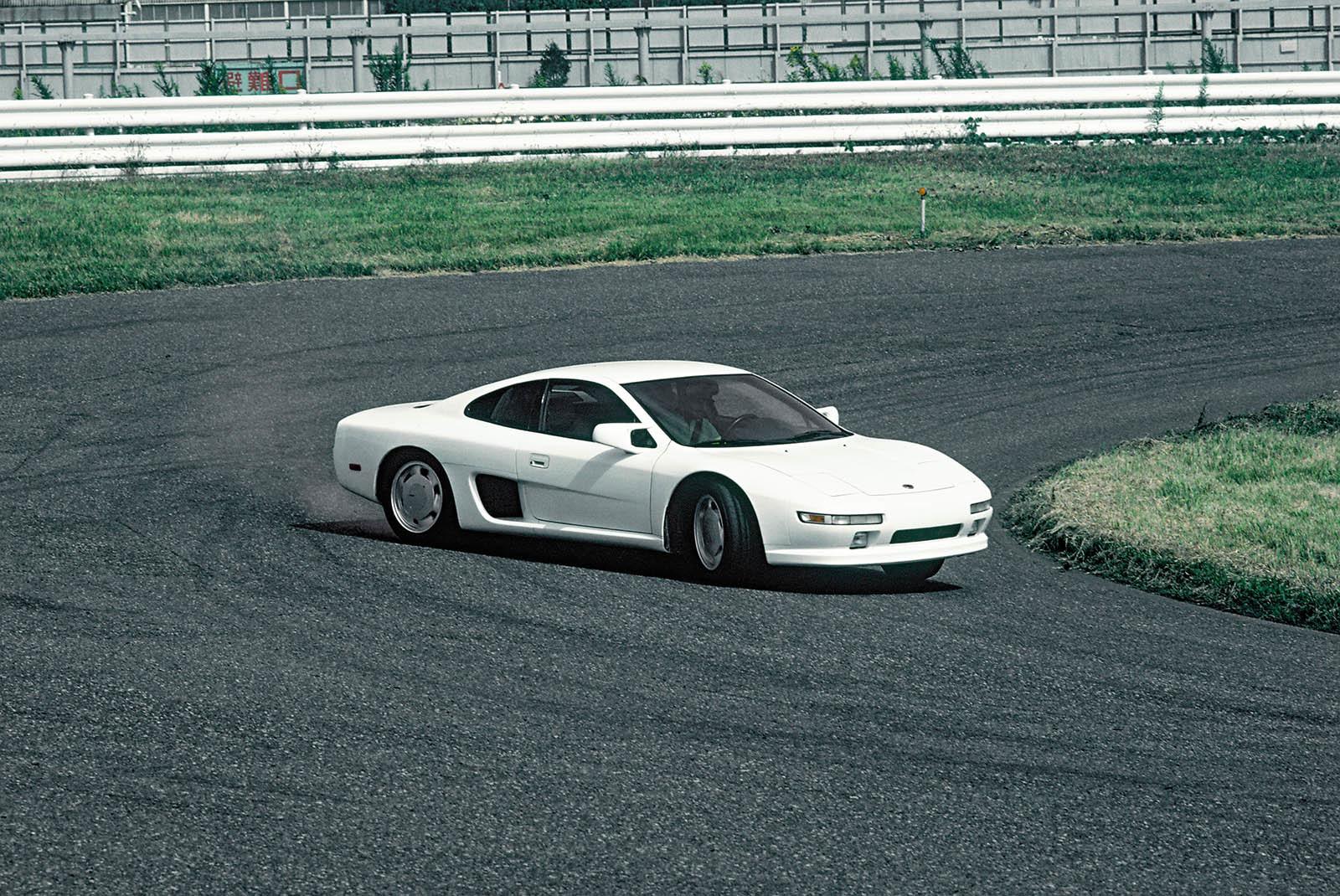 Foto de Nissan MID-4 II 1987 (20/20)