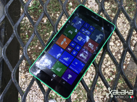 Microsoft Lumia 535 Mexico 04