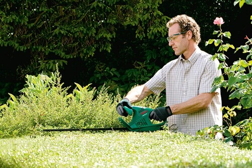 Cuida tu jardín con un descuento de hasta el 20% en cortacéspedes, cortasetos o hidrolimpiadoras Kärcher, Bosch o Black & Decker en Amazon