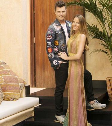 Fonsi Nieto y Marta Castro ya están casados