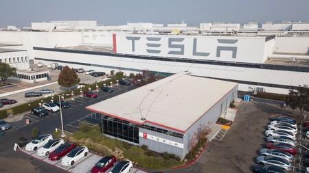 Tesla Fremont California