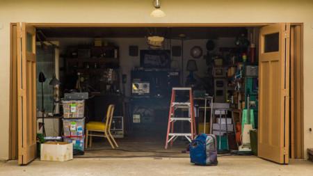 Garaje de Steve Jobs