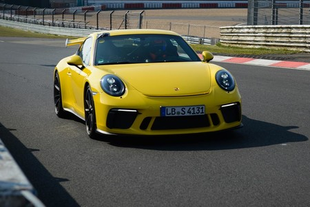 Porsche 911 GT3, el 911 más rápido de la historia en el Nürburgring