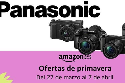 4 modelos Lumix de Panasonic que puedes comprar más baratos aprovechando las ofertas de primavera de Amazon