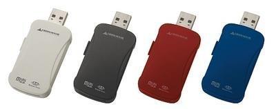 Lector USB de tarjetas miniSD y Pro Duo
