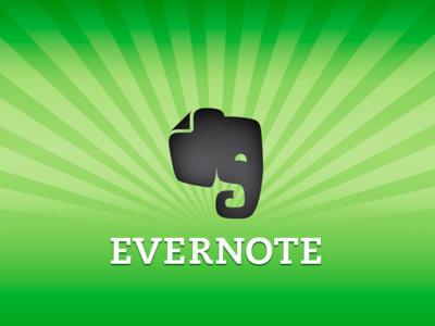 Evernote se actualiza, mejora la forma de digitalizar tus documentos