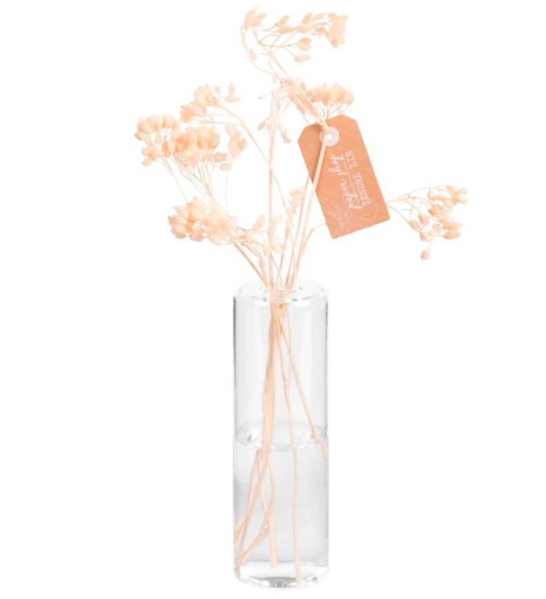 Difusor de perfume de cristal dulzura de lino 80 ml