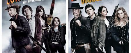 """'Zombieland 2' presenta su póster y el título oficial con la excusa del """"10 year challenge"""""""