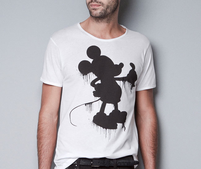 Mickey Mouse Zara 3
