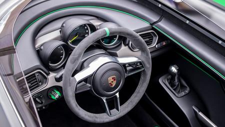 High Boxster Bergspyder 2019 Porsche Ag 2