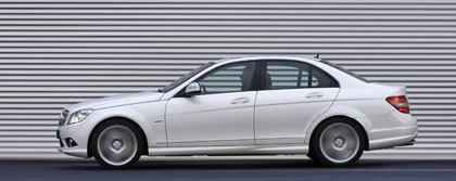 Mercedes Clase C 2007 Avantgarde