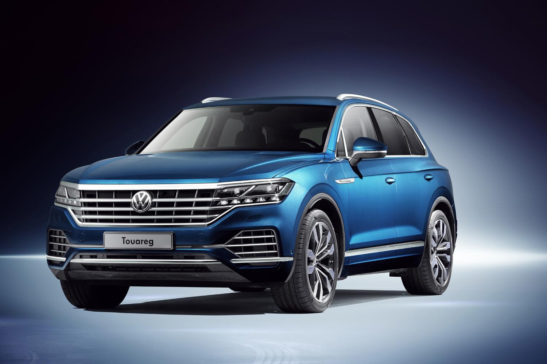 Foto de Volkswagen Touareg 2018 (55/87)