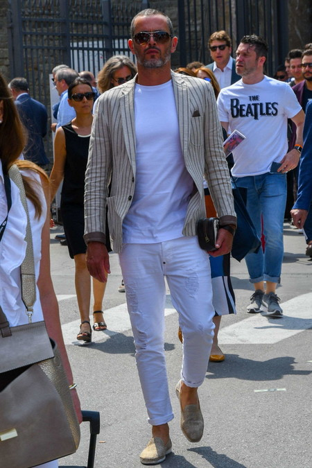 El Mejor Street Style De La Semana Las Alpargatas Conquistan La Calle De Cara Al Verano 03