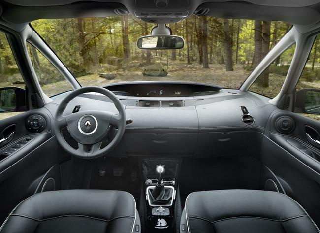 Renault Espace 2012 con acabado Initiale Paris