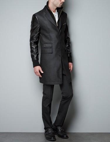 Las chaquetas y abrigos con los que Zara quiere conquistar tu Otoño-Invierno 2012/2013