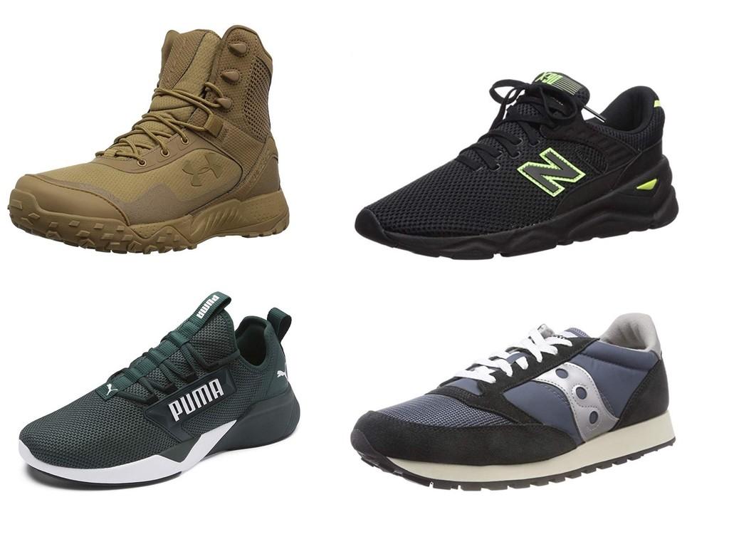 3 chollos en tallas sueltas de zapatillas New Balance, Puma