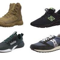 Chollos en tallas sueltas de zapatillas Under Armour, Saucony, Puma o New Balance en Amazon