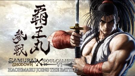 Haohmaru luchará en SoulCalibur VI: el icono de SNK se batirá con Mitsurugi y Geralt de Rivia