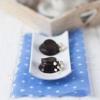 Chocolate fudges o caramelos cremosos de chocolate: receta para relamerse