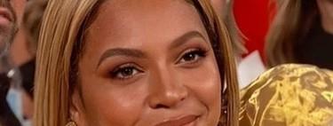 Aunque no posó en la alfombra roja, Beyoncé también estuvo (y brilló) en los Globos de Oro 2020