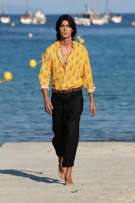 Jacquemus Mens Spring Summer 2019 Paris Fashion Week 024
