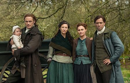 Outlander Todo Lo Que Sabemos De La Temporada 5 De Outlander