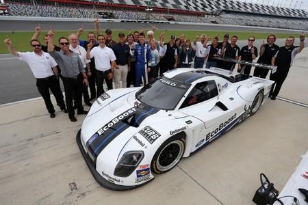 Colin Braun y el nuevo DP de Ford baten el record de Daytona
