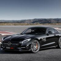 Mercedes-AMG GT S, hasta 600 CV de la mano de Brabus
