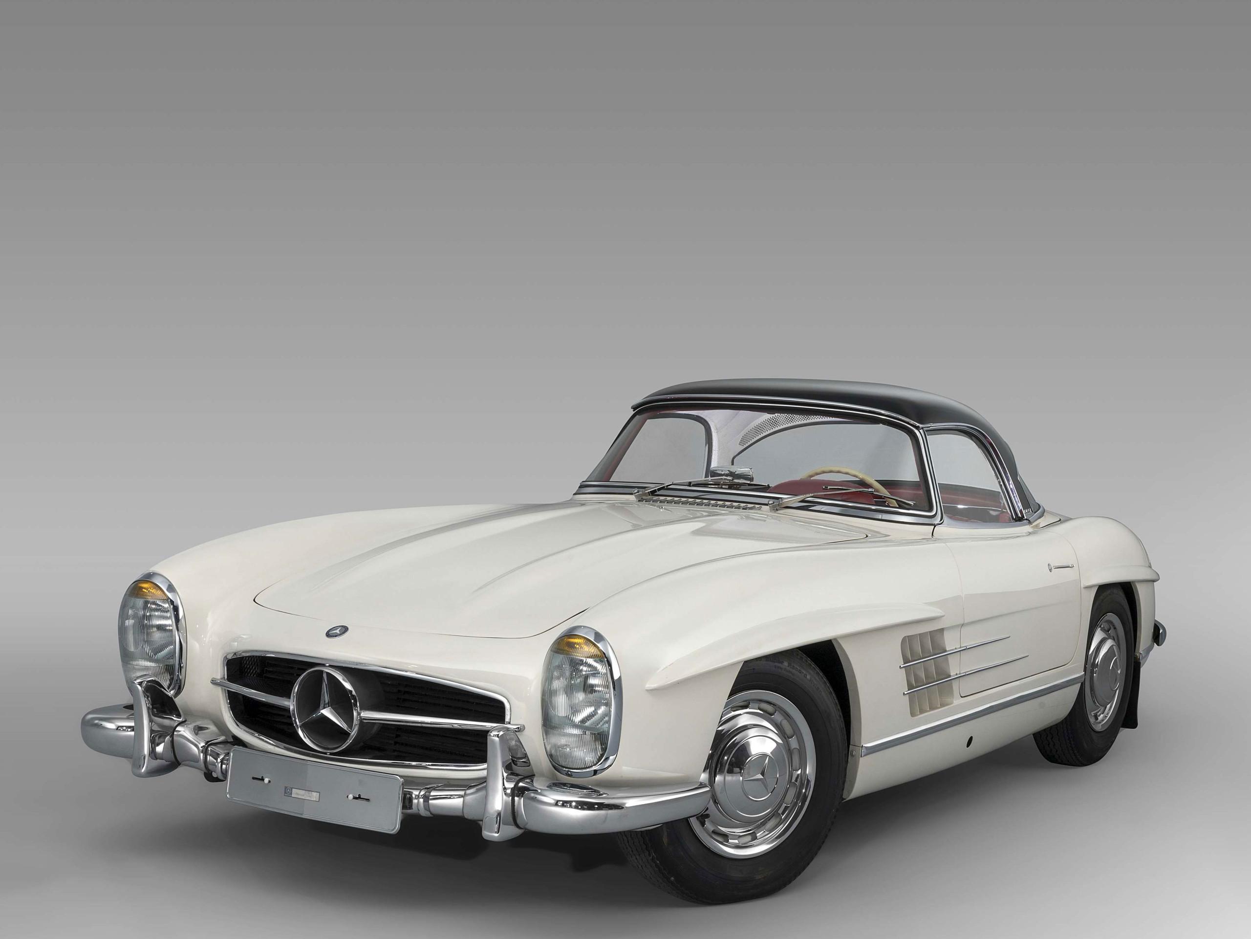 Foto de Mercedes-Benz SL300 1963 se vende en 70 millones de pesos (7/9)