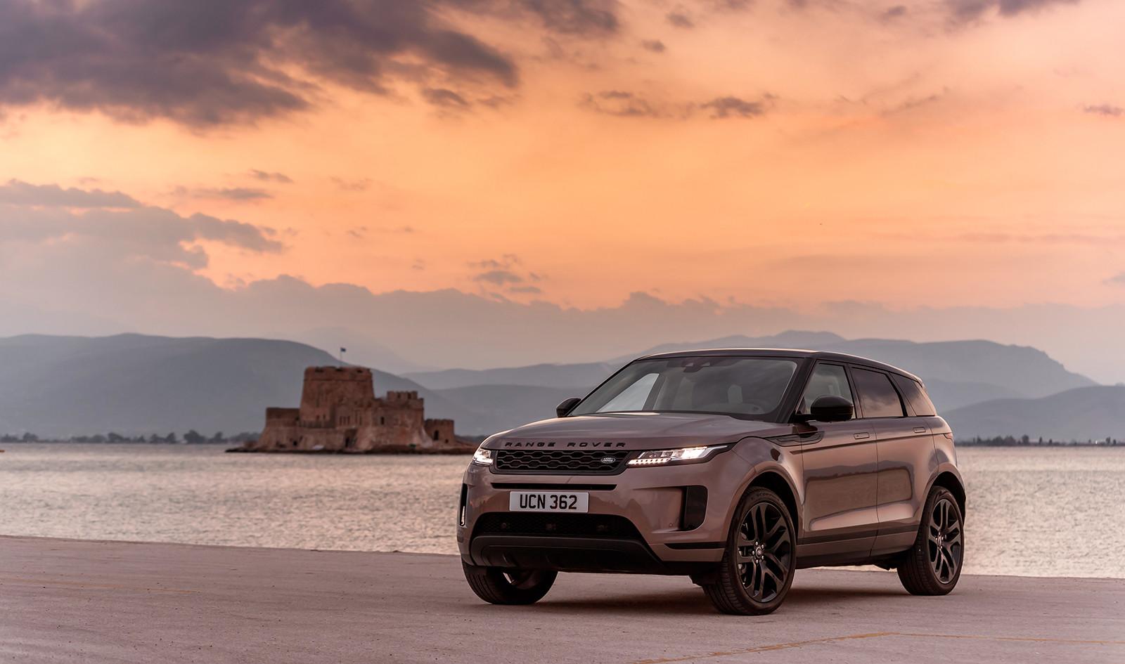 Foto de Range Rover Evoque 2019 (7/45)