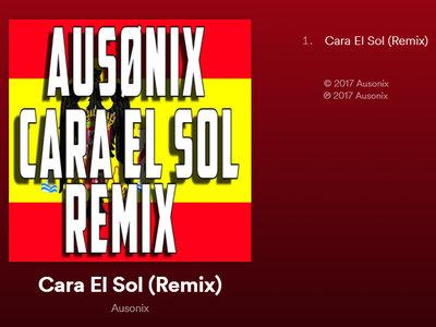 Una versión del 'Cara al Sol' se cuela entre las canciones más virales de Spotify en España: nadie sabe por qué
