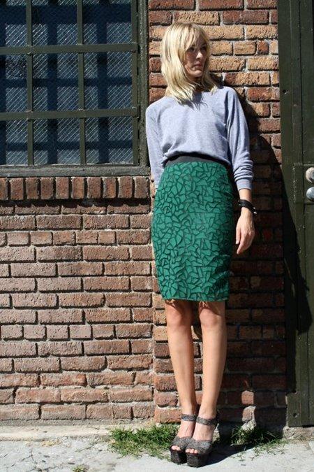 Marie Moda en la calle