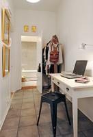 Puertas abiertas: un pasillo muy funcional