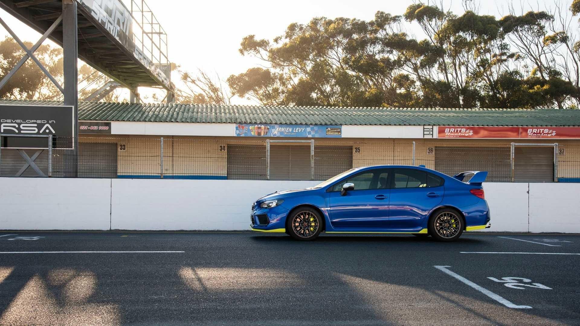 Foto de Subaru WRX STi Diamond Edition 2019 (37/58)