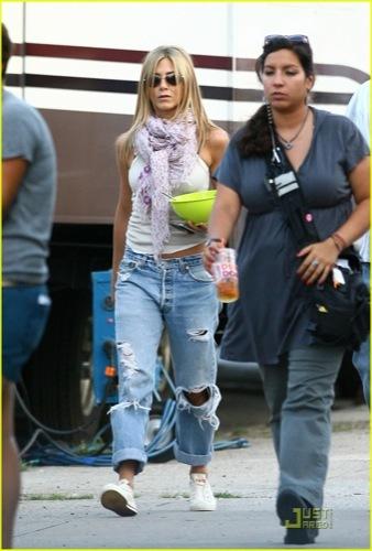 Los looks perfectos de Jennifer Aniston en The Bounty Hunter V