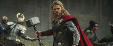 Thor El Mundo Oscuro 1