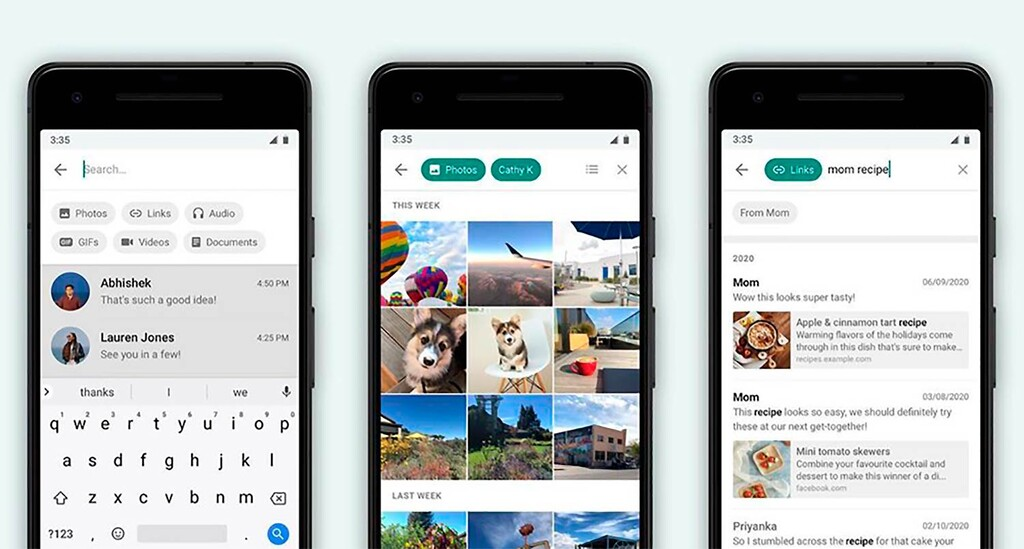 Cómo aprovechar la mas reciente búsqueda de WhatsApp: halla superficie por contacto o palabras clave