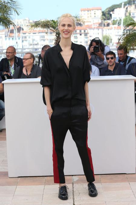 Festival de cine de Cannes Yves Saint Laurent Aymeline Valade