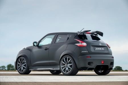 El nuevo Nissan Juke-R 2.0 también está a punto para Goodwood