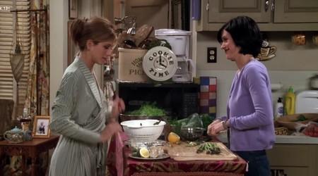 Rachel Green Friends Pelo 64