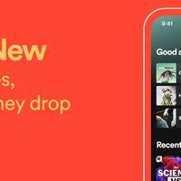 What's New: Spotify ahora tiene un feed exclusivo para notificar de lanzamientos de artistas y podcast que sigues