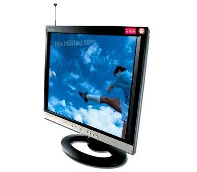 Monitor con sintonizador T-DMB incorporado