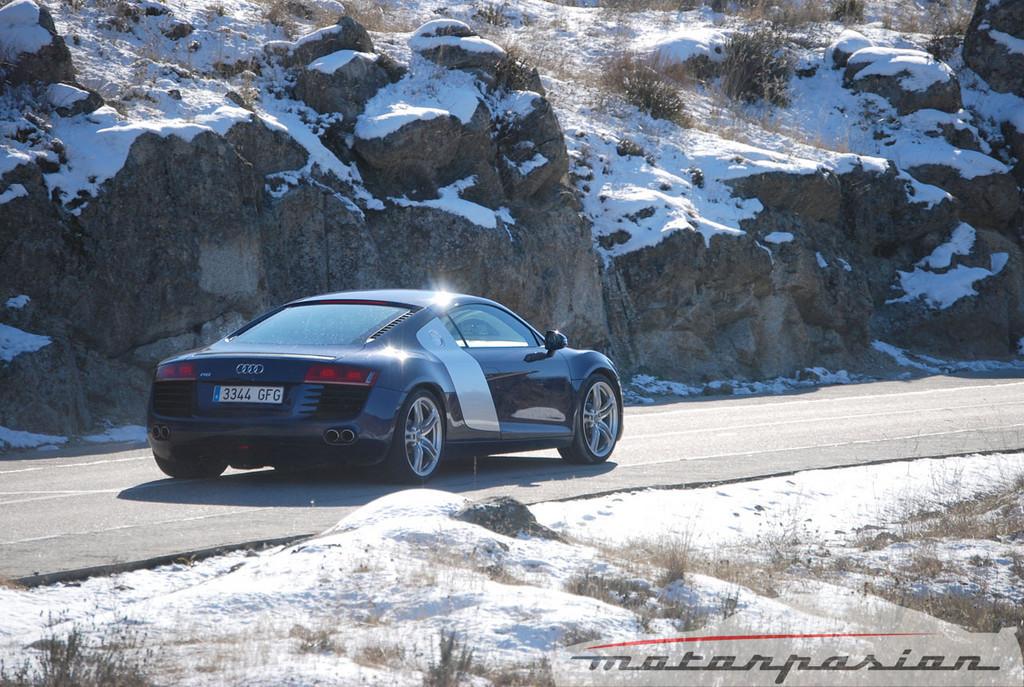 Foto de Audi R8 4.2 FSI R tronic (prueba) (40/50)