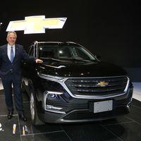 Chevrolet Captiva estrena generación: es turbo, viene de China y no llega a México
