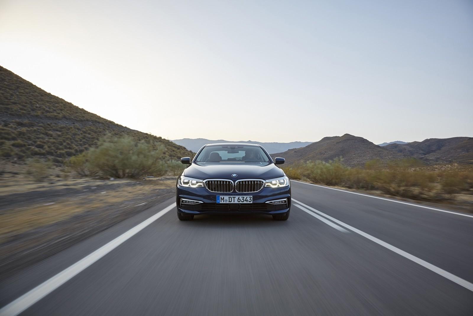 Foto de BMW Serie 5 2017 (93/134)